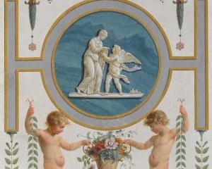 Psyché 1/4 - Panneau décoratif