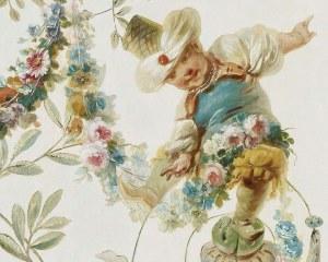 Vases&Genies N°3/6 - Panneau décoratif