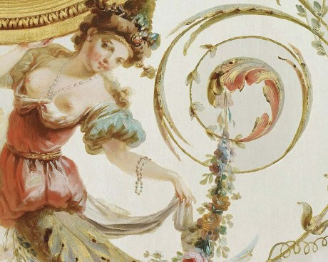Vases&Genies N°5/6 - Panneau décoratif