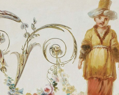 Vases&Genies N°6/6 - Panneau décoratif