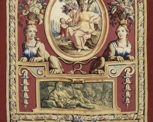 Le Printemps et l'été - Panneau décoratif