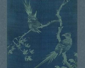 Panneau Coréen N°9/10 - Fleurs&Oiseaux