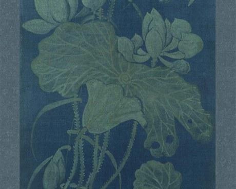 Panneau Coréen N°6/10 - Fleurs&Oiseaux