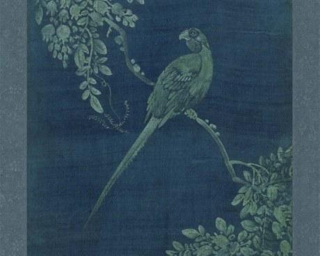 Panneau Coréen N°7/10 - Fleurs&Oiseaux