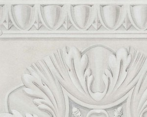 Caisson de plafond peint - papier peint