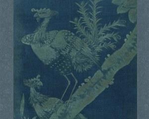 Panneau Coréen N°2/10 - Fleurs&Oiseaux