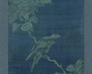 Panneau Coréen N°3/10 - Fleurs&Oiseaux
