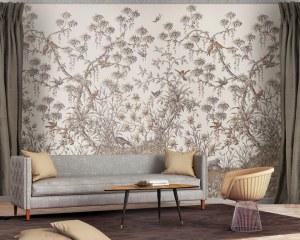 papiers peints panoramiques sur mesure et d coratifs papiers de paris. Black Bedroom Furniture Sets. Home Design Ideas