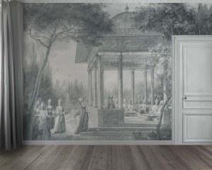 Scene Turque 2/2 - Papier peint