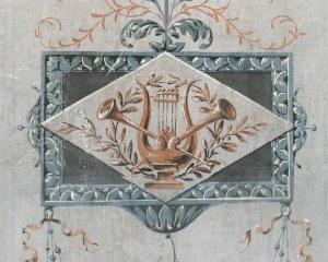 Panneaux 18ème N°2 - Panneau décoratif