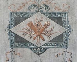 Panneaux 18ème N°4 - Panneau décoratif