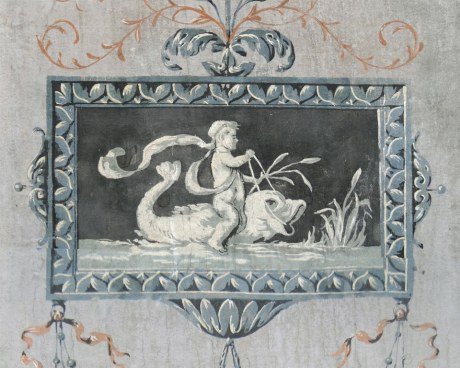 Panneaux 18ème N°3 - Panneau décoratif