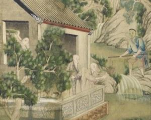 Papier peint chinois N°3 - Panneau décoratif