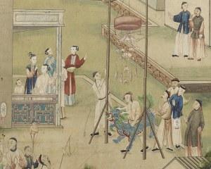 Papier peint chinois N°4 - Panneau décoratif