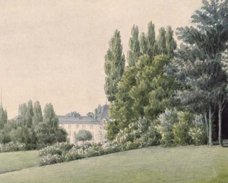 Paysage panoramique 1- Papier peint