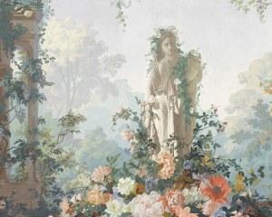 Jardin d'Armide - Papier peint