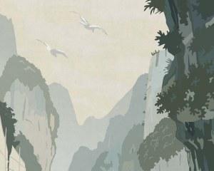 Baie d'Halong - Papier peint