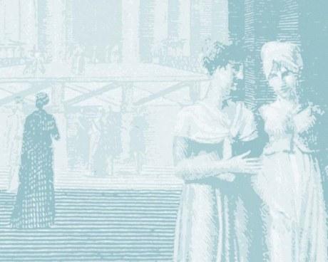 La cour du Louvre - Papier peint