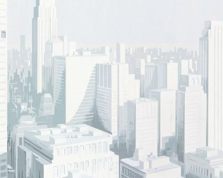 New York - Papier peint