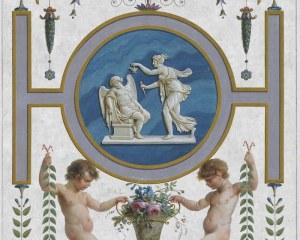 Psyché 4/4 - Panneau décoratif