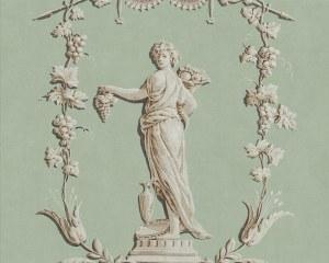 Les Quatre Saisons - Automne - Panneau décoratif